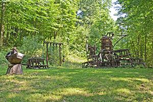 Sculpture Trails