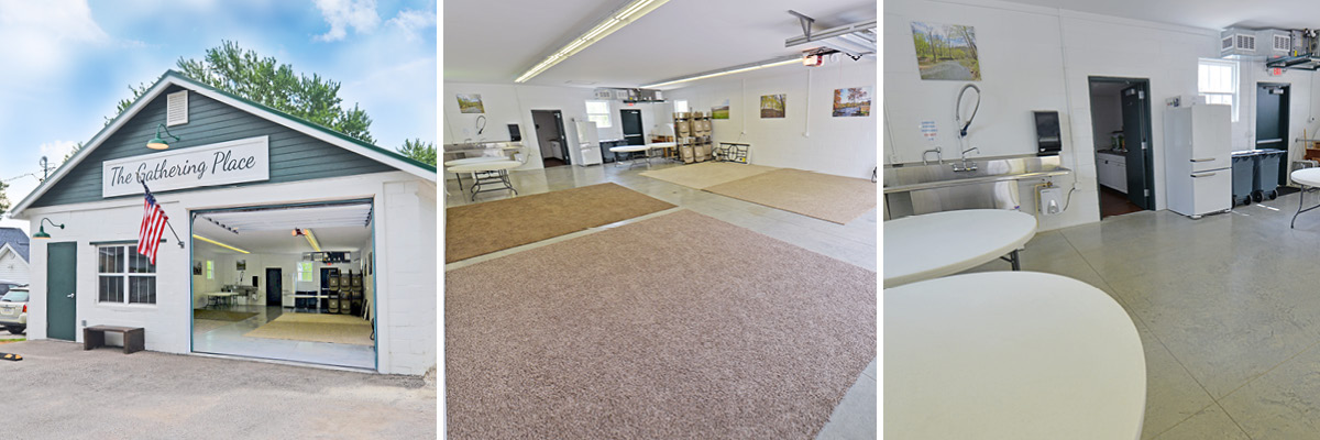 The Gathering Place – Space for Rent