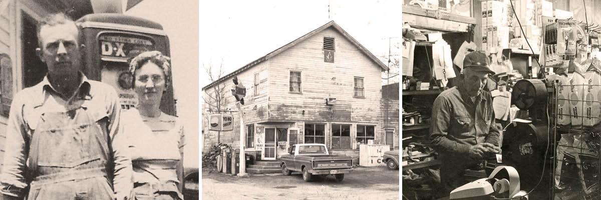 Yoho General Store – Circa 1960s